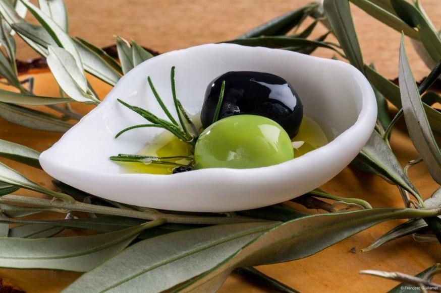 olives plat
