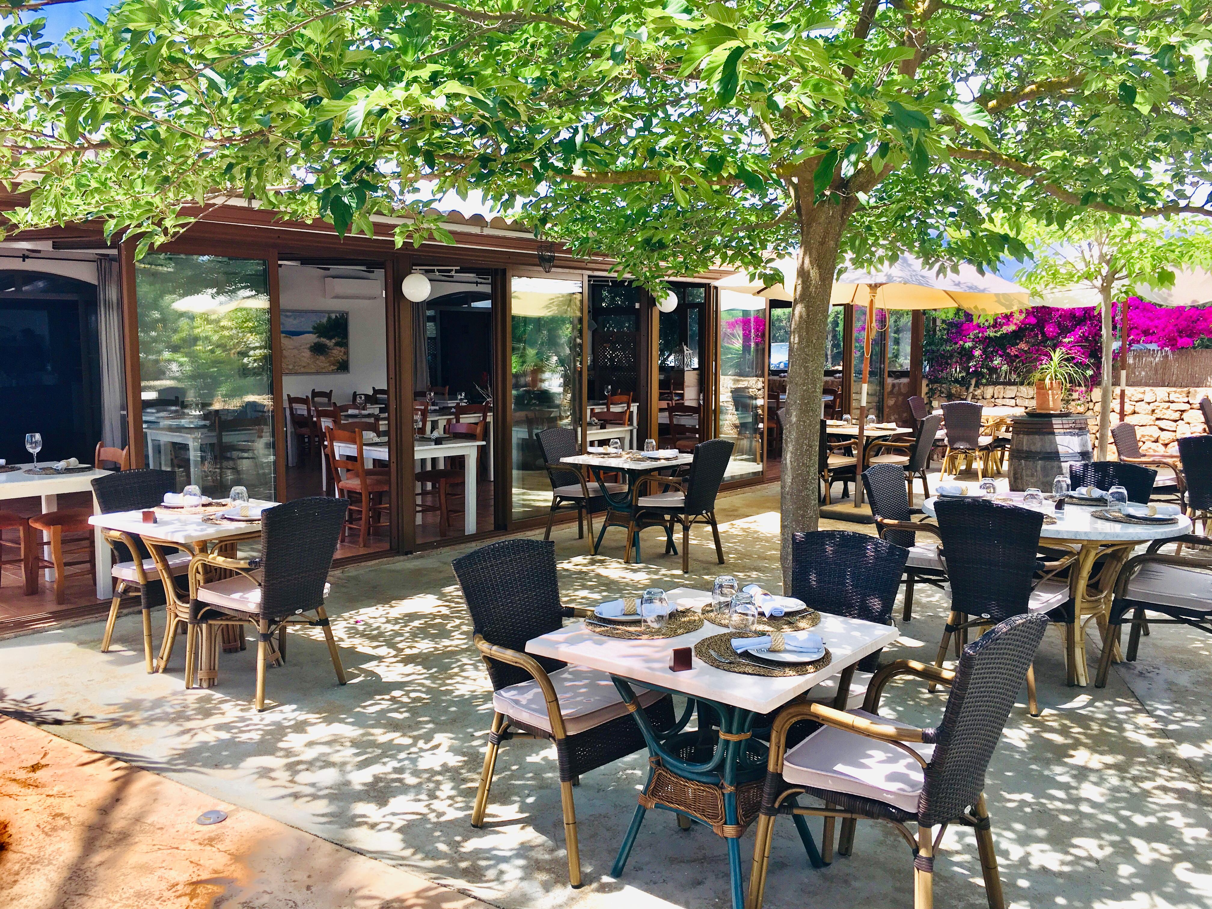 Terraza restaurante 2019